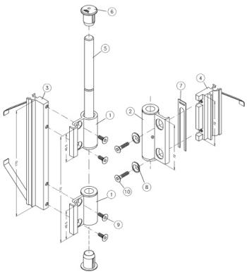 sch co 239 245 rollent rband. Black Bedroom Furniture Sets. Home Design Ideas