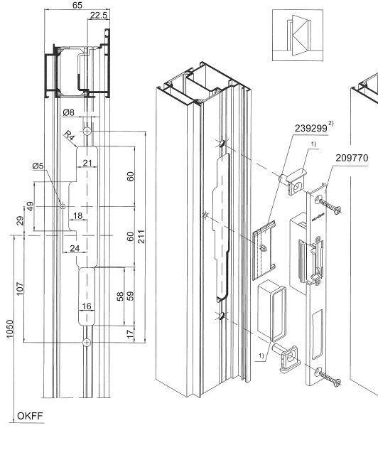 sch co elektrischer t r ffner 209770 nur 89 50. Black Bedroom Furniture Sets. Home Design Ideas