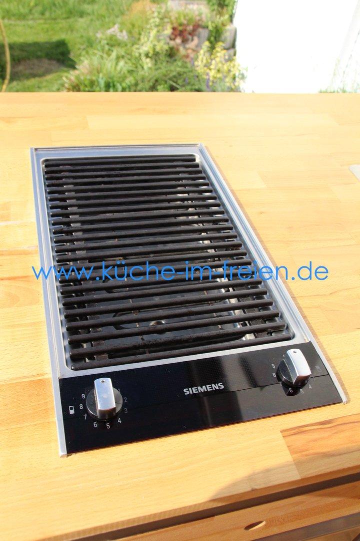 Siemens Barbecue Grill Iq500 Fur Outdoor Kuche