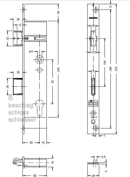 sch co 241 317 riegel fallen schloss ads selbstverriegelnd. Black Bedroom Furniture Sets. Home Design Ideas