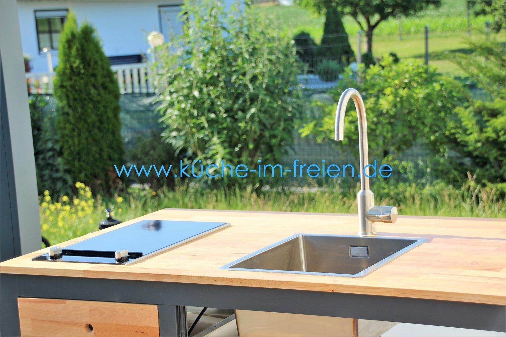 Outdoorküche Mit Spüle Wechseln : Küchenarmatur wechseln anleitung diybook at