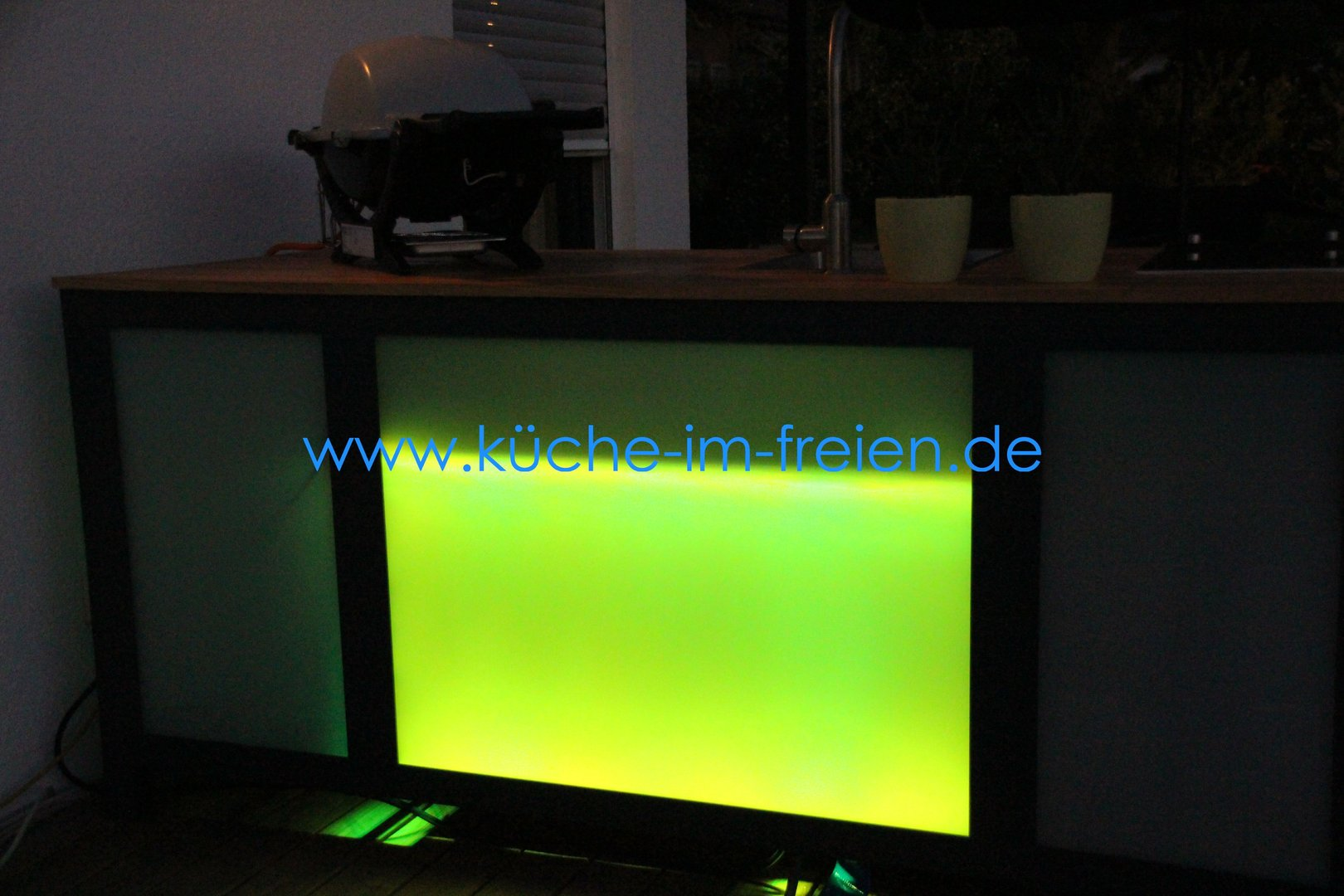 Outdoor Küche Beleuchtung : Led beleuchtung für outdoor küche